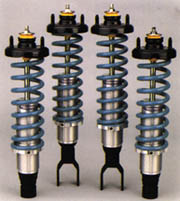 Progress Auto Coilovers from www.UpgradeMotoring.com